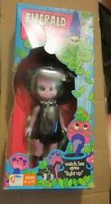 Rare Emerald the Enchanting Witch Doll Unopened Still In Box 1972
