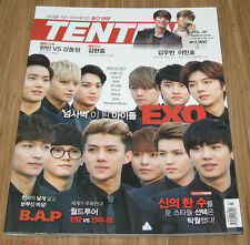 TENTEN 10TEN EXO B.A.P BTS LEE MIN HO AOA MAGAZINE 2014 MAR MARCH NEW