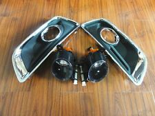 Replacement Fog Lamps Lights & Covers Kits For Chevrolet Malibu 2013-2015