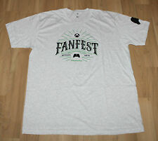 Xbox One FanFest Exclusive Promo T-Shirt from Gamescom 2016 Size L