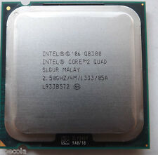 Intel Q8300 Core 2 Quad  @ 2.5 GHz 4M Cache 1333 LGA 775 CPU Processor