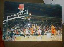 South Carolina Gamecocks GIANT PHOTO Dawn Staley vs. Clemson Tigers  Lucite