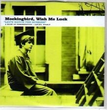 (BR962) Mockingbird, Wish Me Luck, Let's Watch The Sunrise - DJ CD