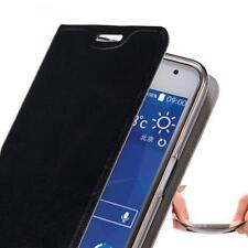 Samsung Galaxy Core 2 ULTRA SLIM HANDY TASCHE CASE COVER KLAPP HÜLLE WALLET