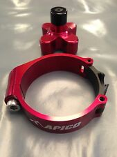 HONDA  CR 80  R  CR85 CR 85 R 1996-2007 APICO LAUNCH CONTROL HOLESHOT DEVICE RED