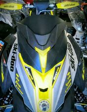Ski-Doo XM/XS Black Headlight Covers (Now available in Gloss Black)