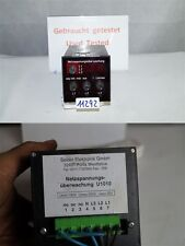 seidel elektronik  U1010  Frequenzüberwachung Netzspannungs überwachung