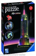 Ravensburger 3D Puzzle Empire State Building Model Building Toys New Replicas