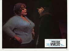FEDERICO FELLINI AMARCORD 1973 PHOTO ANCIENNE VINTAGE LOBBY CARD N°3