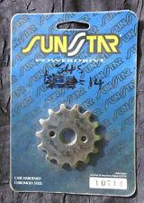 SUNSTAR #10714 Front Sprocket for Honda, 420C, 14 teeth - 1986 - 2002 CR80R ++