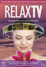 Relax TV -Dr. Jeffrey Thompson Relaxation [DVD New]