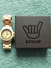Ladies Bamboo Watch Vw T4 T5