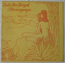 ASH RA TEMPEL - Schwingungen - GREAT KRAUTROCK - their 2nd LP 1972 - ORIG on OHR