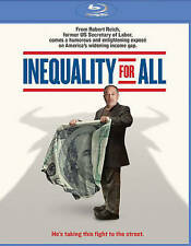 Inequality for All [Blu-ray] New DVD! Ships Fast!