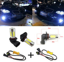 9006 COB LED Projector Fog Driving Light DRL 7.5W No Error BMW E60 525i 530i M5