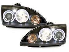 Fari Ford Focus 05-02.08 posizione angel eyes black