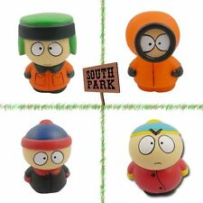 TV Star 4x South Park Stan Kyle Eric Kenny Coin Bank