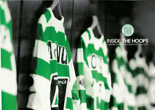 """Celtic Football Club Book - """"Inside the Hoops"""" - A Unique Insight"""
