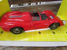 1967 Ferrari 330 P4 Can Am race car Jouef Evolution 1:18 Limited edit V12  Italy