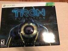 Tron: Evolution -- Collector's Edition (Microsoft Xbox 360, 2010) Free FedEx