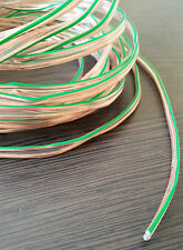 SPEAKER WIRE 30 FEET COPPER OXYGEN FREE EXCELLENT QUALITY SWG 23/36