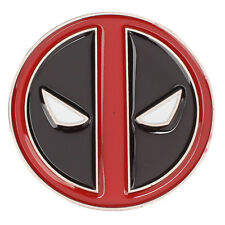 Marvel X-Men Deadpool Metal Belt Buckle Superhero Movie TV Weapon X Wade Wilson