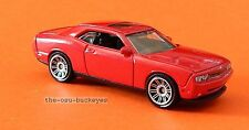 2011 Matchbox Loose Dodge Challenger SRT8 Red Multi Pack Exclusive Brand New