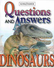 "Dinosaurs (Questions & Answers), Madgwick, Wendy, ""AS NEW"" Book"