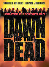 Dawn of the Dead  DVD  Unrated Directors Cut Free shipping/trk! g