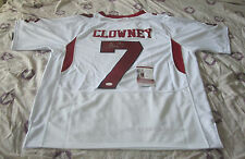 JADEVEON CLOWNEY HAND SIGNED SOUTH CAROLINA GAMECOCKS JERSEY W/ JSA COA