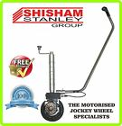 MOTORISED JOCKEY WHEEL 500 Watt - Solid 12v Electric Caravan Trailer Mover