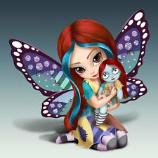 Jasmine Becket-Griffith JBG NIGHTMARE BEFORE CHRISTMAS– SALLY Fairy Figurine NEW
