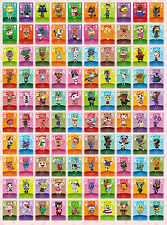 Animal Crossing Amiibo Cards Series 4 Complete Set Collection All Card 301 - 400