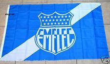 Emelec Flag Banner 3x5 ft Ecuador Guayaquil Futbol Soccer