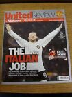 09/04/2008 Manchester United v Roma [Champions League] . Good condition unless p