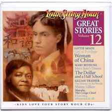 NEW Your Story Hour Great Stories Volume 12 AUDIO CD DRAMA Children Mary Bethune