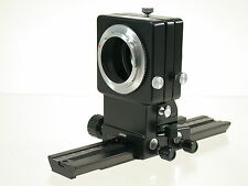 Contax PC Bellows premium Tilt Shift zurran-dispositivo ADAPT. EOS a7 Nex MFT macro