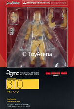Figma #310 Saitama One Punch Man MAX FACTORY AUTHENTIC IN STOCK! USA