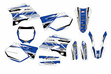 Yamaha YZ125-YZ250 02-14  GRAPHIC KIT STICKERS PEGATINAS 2002 TO 2014 YZ 125 250