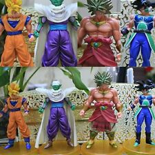 4pcs/set Dragon Ball Z 12cm PVC Action Figure Toys Model