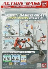 Gundam Action Base 2 Gray Stand Model Kit Bandai