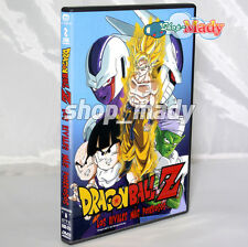 Dragon Ball Z Strongest Rivals DVD en ESPAÑOL LATINO Region 4