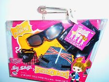 ABITO BRATZ BIG BABYZ PUNK STYLE FASHION PACK 2005 5170N