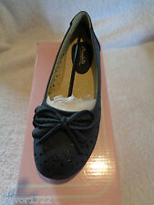 LADIES ANNABELLE DESIGNER SHOES FLATS PUMPS COMFORT PLUS TAMSIN SALINA WINNIE