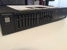 Technics SH-Z200 Graphic Equaliser Equalizer Hifi Separate