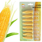 8* Sweetcorn Holder Prongs Skewer BBQ Holder Fork Kitchen Party Corn On The Cob