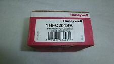 "Honeywell 1"" Gravity Flow Check Sweat Connection Copper Connector YHFC201SB-New"