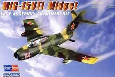HobbyBoss MiG-15UTI Midget Red 54 Russia 1980 Iraq late 1:72 Modell-Bausatz kit