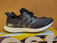 "Adidas Ultra Boost 1.0 ""Core Black"" Running Shoes Womens Sz 10 Mens 8.5 Uncaged"