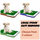 Puppy Potty Pad indoor dog toilet Training Tray 3Tier - choose from 3 colours